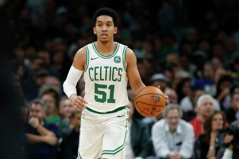 New Haven's Tremont Waters earned All-NBA G League Second Team honors on Friday. Photo: Winslow Townson / Associated Press / Copyright 2019 The Associated Press. All rights reserved.