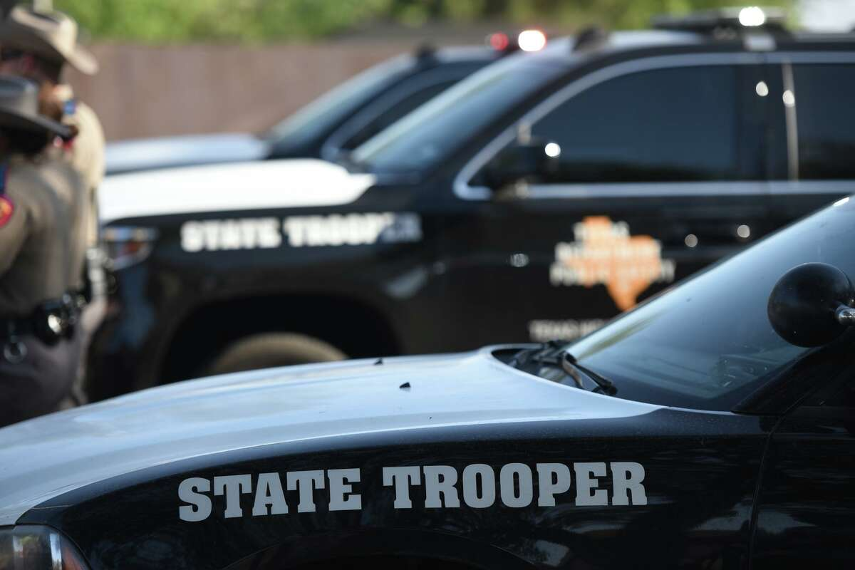 DPS vehicles photographed for file - May 12, 2018 James Durbin/Reporter-Telegram