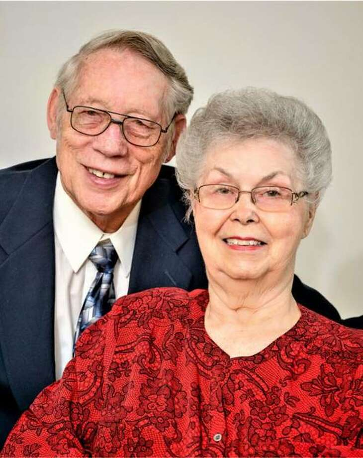 Chuck and Barbara Drury
