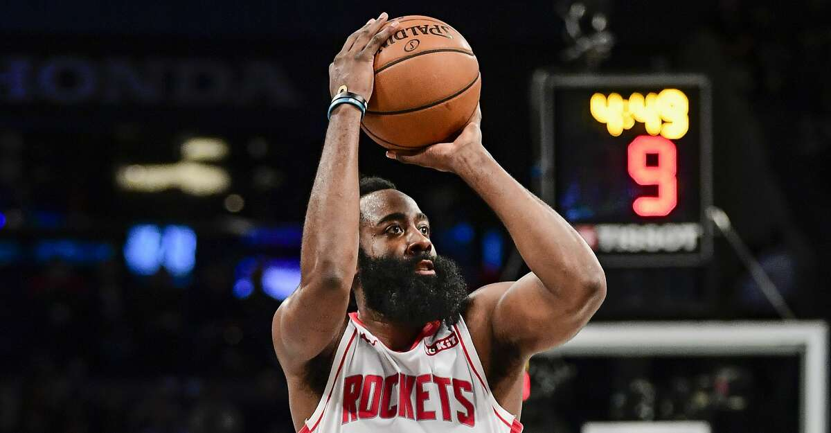 PHOTOS: Rockets game-by-game James Harden #13 of the Houston Rockets attempts a jump shot against the Brooklyn Nets at Barclays Center on November 01, 2019 in New York City. (Photo by Steven Ryan/Getty Images) Browse through the photos to see how the Rockets have fared in each game this season.