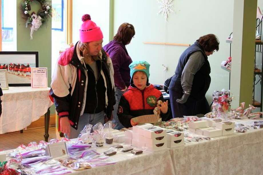 One of the fundraising events the Manistee County Child Advocacy Center holds every year is Chocolate Festival during the Victorian Sleighbell Parade and Old Christmas Weekend celebration.