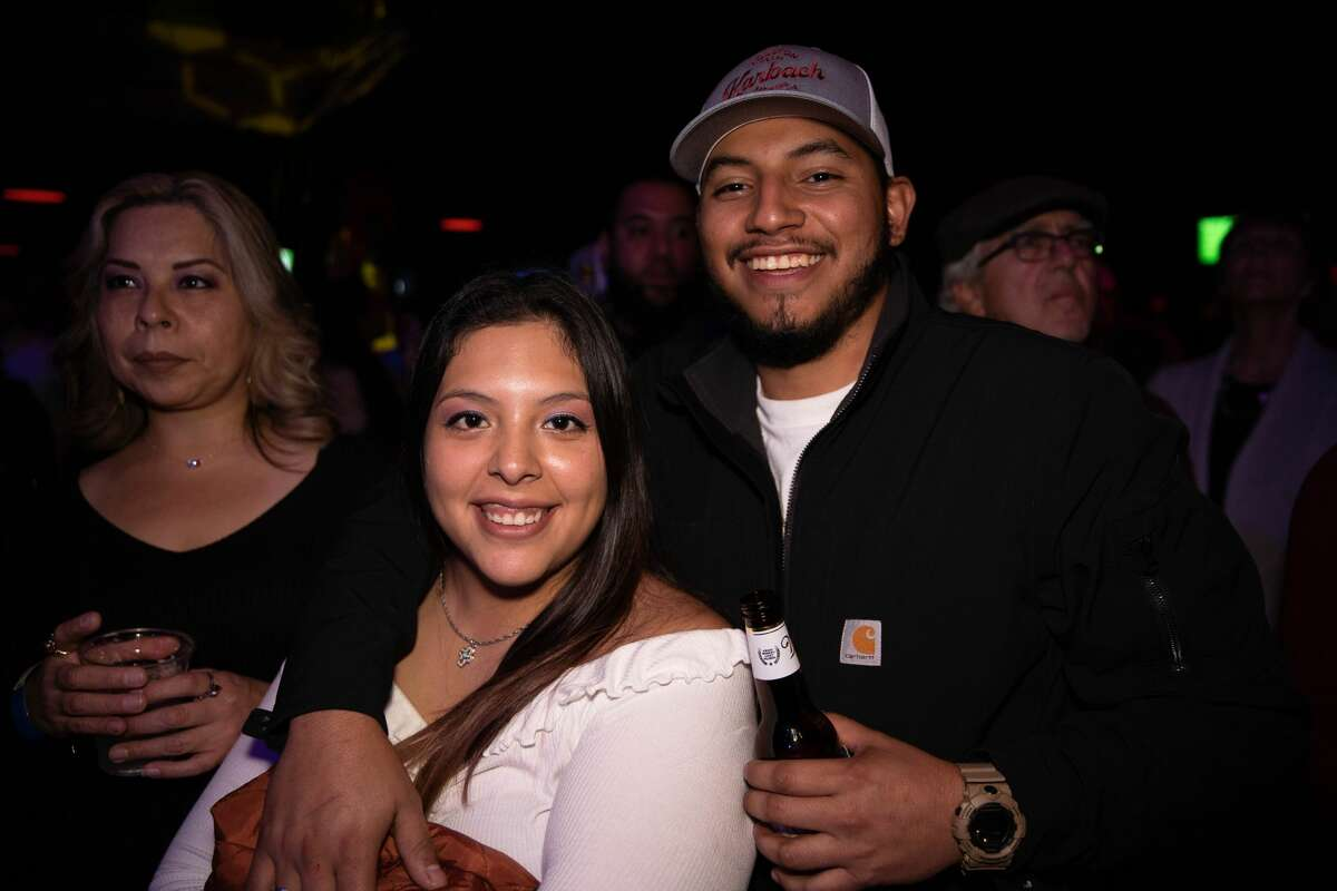 San Antonians made their way to Cowboys Dancehall to hear the Randy Rogers Band play live on Saturday, December 28, 2019.