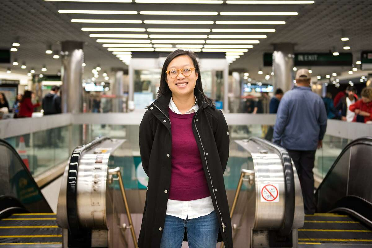 Janice Li, a member of the BART Board of Directors, is a lot of things to a lot of people in San Francisco. The Outer Sunset resident is the youngest member of the board at 32, she's part of the first-ever female majority for the board, she's queer and she's a Chinese immigrant - and a year into her appointment she's still navigating how to be everything to everyone, while also taking care of herself.