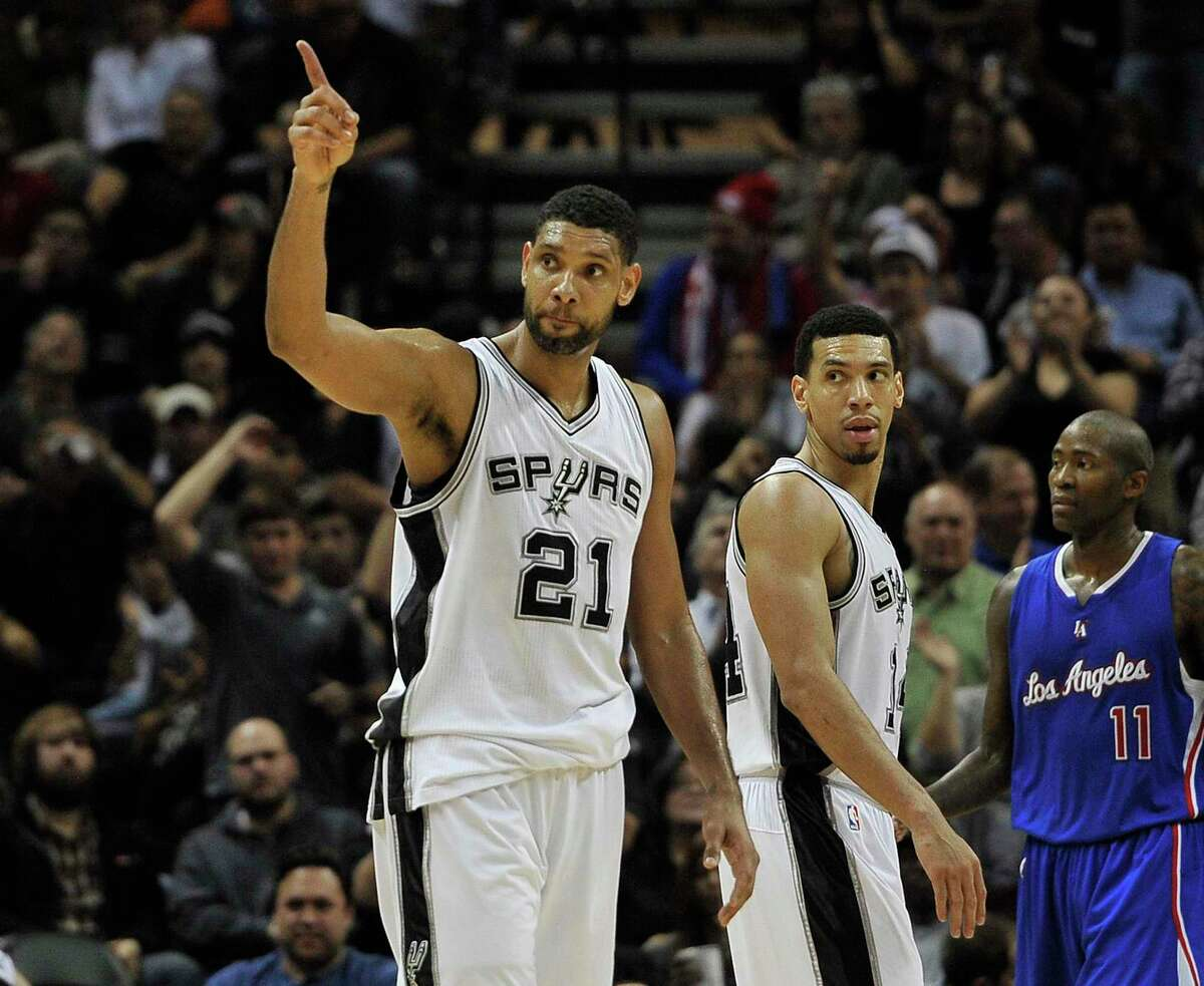 Tim Duncan added a title to give him five in a decade that ends with the Spurs' 22-season playoff streak in jeopardy.