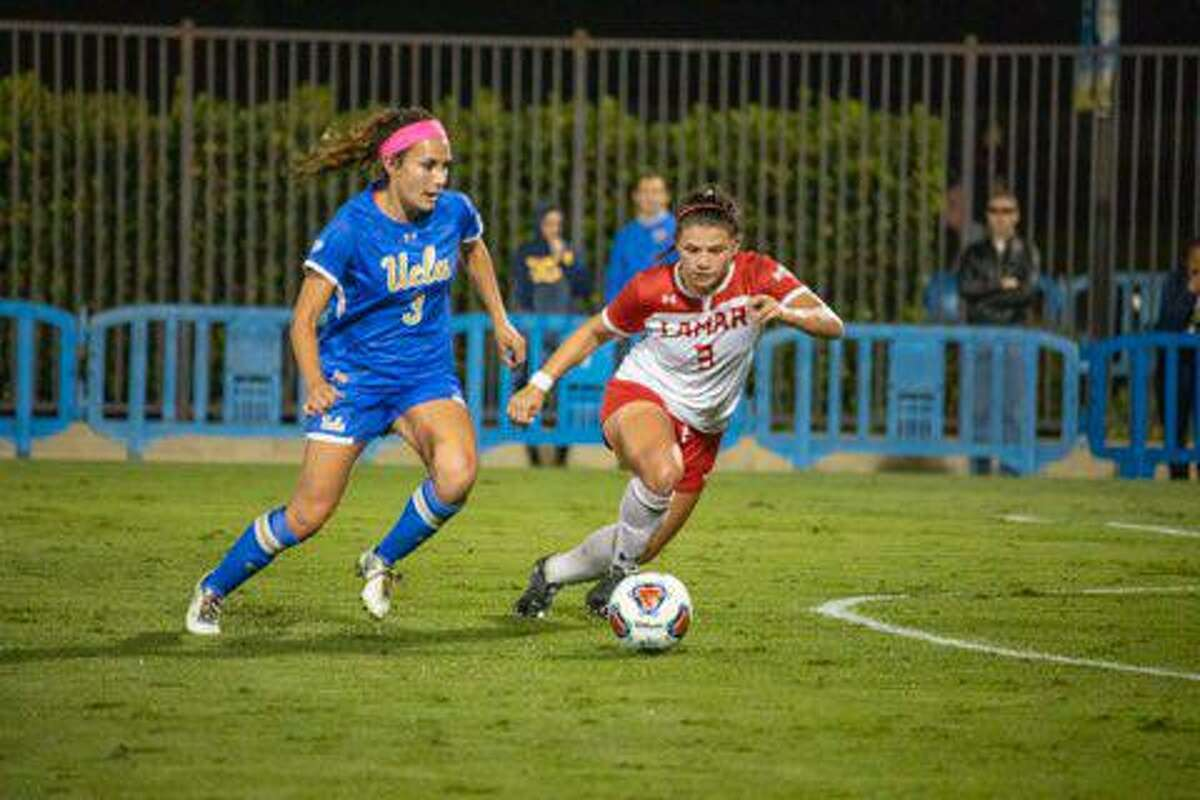 Lamar Cardinals soccer faced No.2 seed UCLA in the opening round of the NCAA Championships.