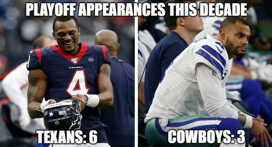 Hilarious Memes Ridicule End Of Dallas Cowboys Season Houston