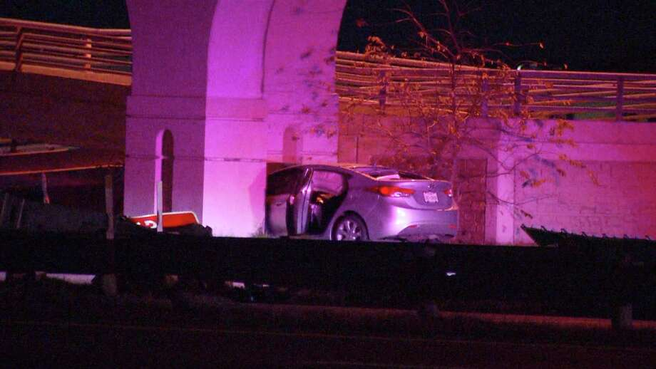 Police are investigating a fatal crash on the South Side Sunday night. Photo: Ken Branca