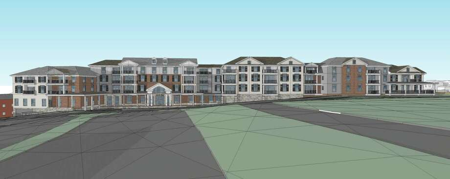 Changes were made to the proposed plans for Waveny LifeCare Network's Continuing Care Retirement Community on Oenoke Ridge in New Canaan. The new plans were discussed before the Planning & Zoning Commission Dec. 17, 2019. Photo: Contributed Photo / Hearst Connecticut Media