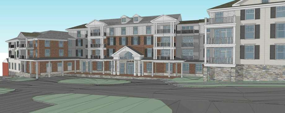 Changes were made to the proposed plans for Waveny LifeCare Network's Continuing Care Retirement Community on Oenoke Ridge in New Canaan. The new plans were discussed before the Planning and Zoning Commission December 17, 2019. Photo: Contributed Photo / Hearst Connecticut Media