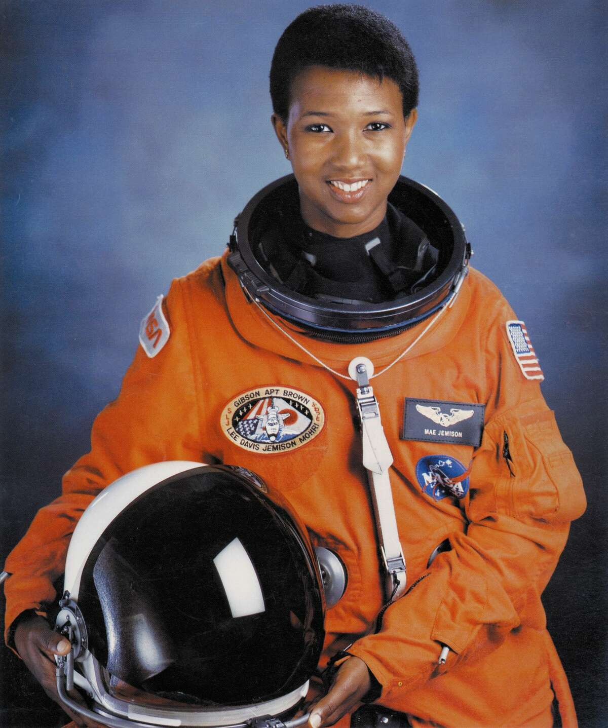 Dr. Mae Jemison became the first woman of color to go into space on Sept. 12, 1992.