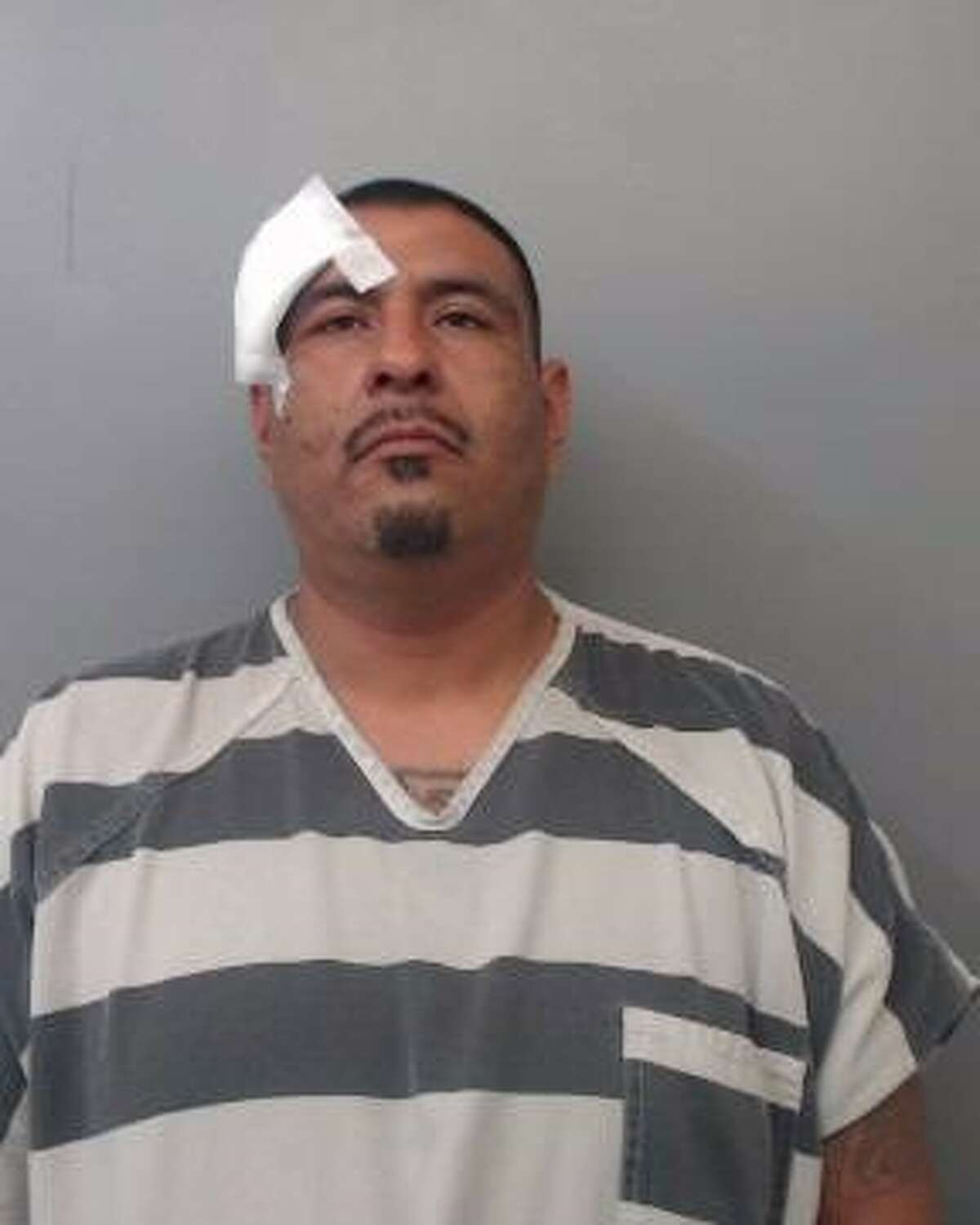 Juan Antonio Lira, 37, was charged with possession of a controlled substance.
