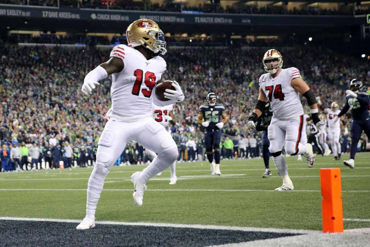 The 49ers will host the lowest remaining NFC playoff seed in the Divisional Round.