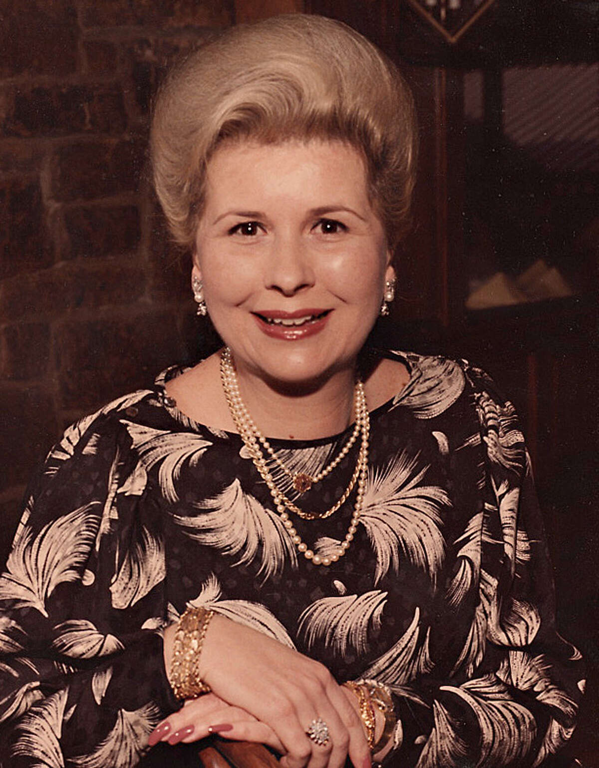 Educator and philanthropist Florence Andresen died on Christmas Day.
