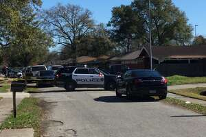 """Houston PD tweeted that Homicide investigators are on scene at a residence in the 6900 block of Peyton St. near Camway. According to the tweet, """"two females were found deceased in a residence about 930 a.m. Both appear to have been stabbed."""""""