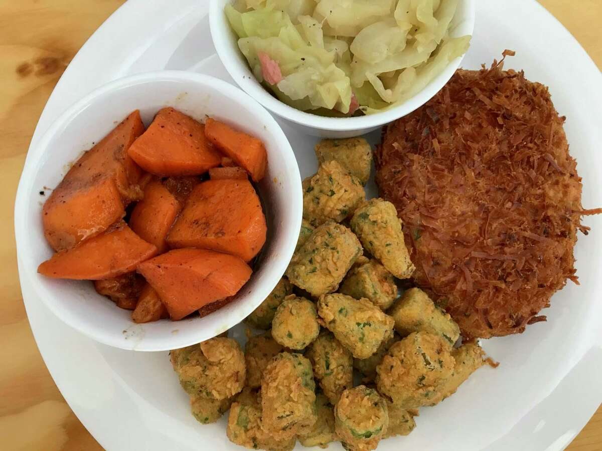 The side dishes are the real stars at Binge Kitchen.