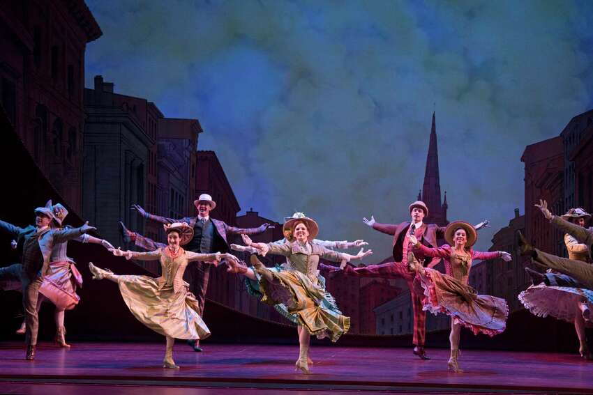 The national touring company of