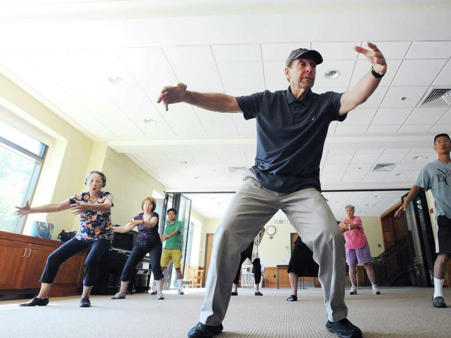 The First Congregational Church of Greenwich will host special Tai Chi classes for the holidays in the auditorium Tuesday. Come for one or two hours, from 8 to 9 a.m., 9 to 10 a.m. or 8 to 10 a.m. Enjoy the Qi Gong warm-up exercises before moving into the Tai Chi forms in a relaxed pleasant session with music. Great for balance and joint mobility. Newcomers always welcome. Cost is $10 per hour. For additional info, call Joe at 203-504-4678. Photo: File / Hearst Connecticut Media / Greenwich Time