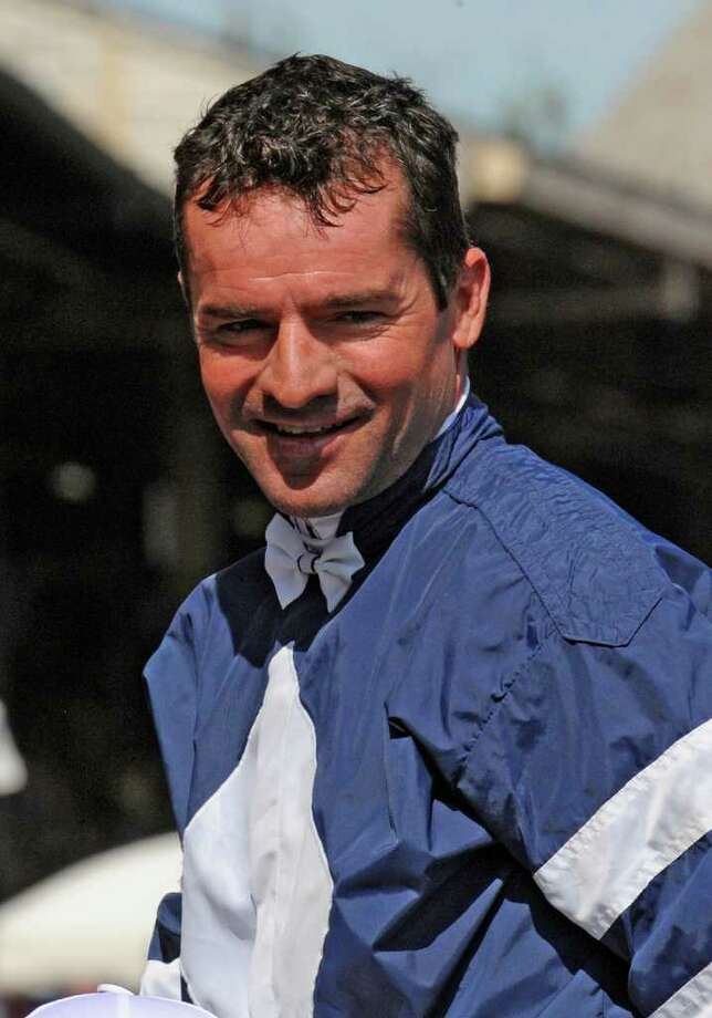 Jockey Kent Desormeaux on Wednesday won aboard Lubash for his ninth victory in 55 tries at Saratoga Race Course this meet. Desormeaux says he is getting his life in order after some alcohol issues.  (Skip Dickstein/Times Union) Photo: Skip Dickstein