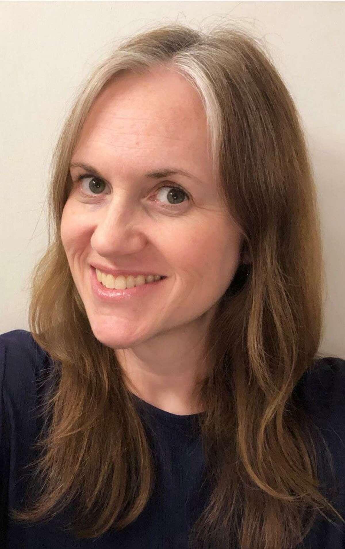 Spectrum/Deborah Rose, editor of The Greater New Milford Spectrum. Photo use for Column