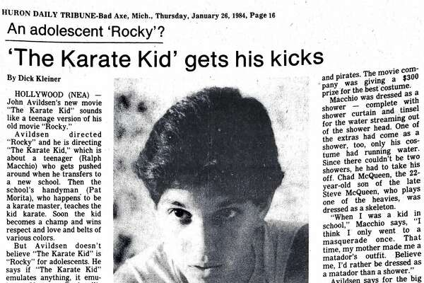 For this week's Tribune Throwback we take a look in the archives from January 1984.