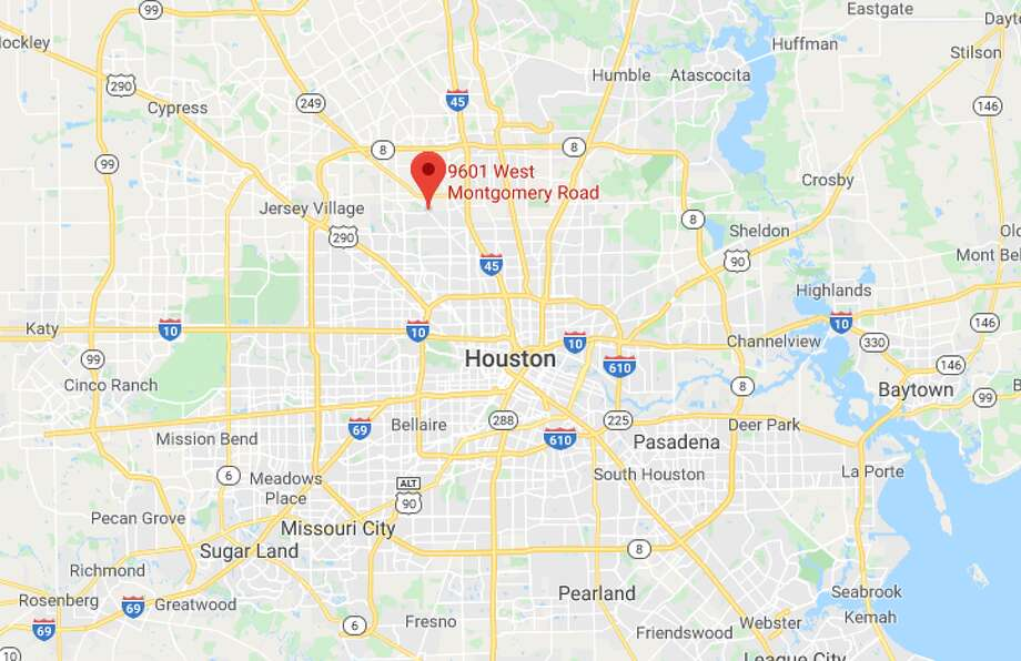 A man was shot to death in a NW Houston apartment complex Monday afternoon, according to police. Photo: Google Maps