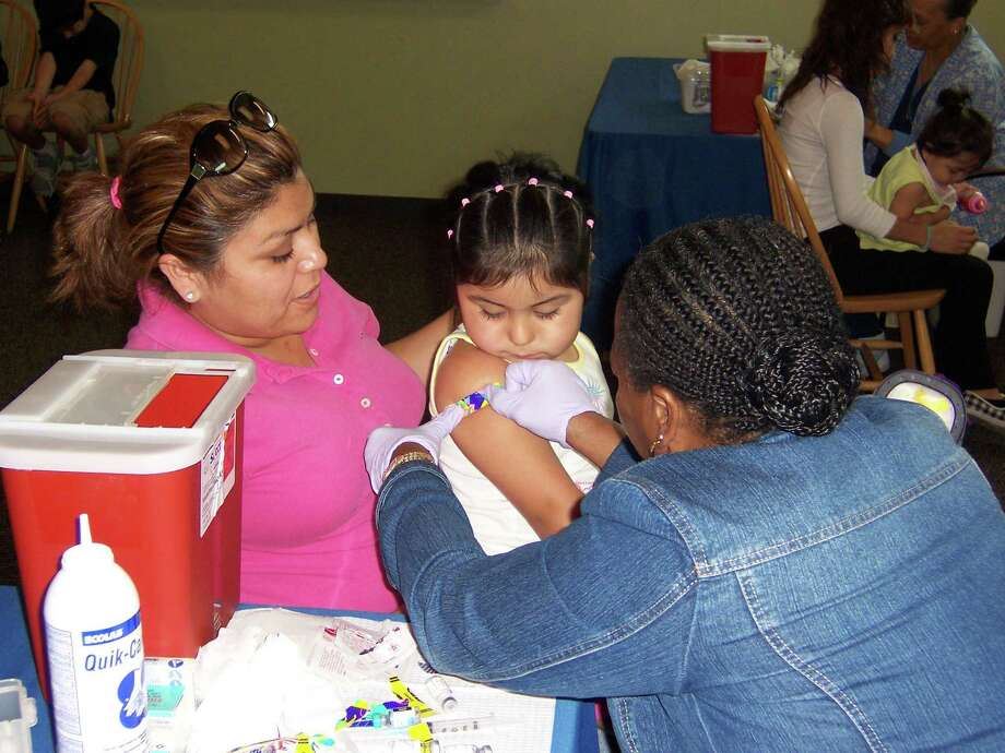 Free immunization clinics are just one of many services offered by Memorial Assistance Ministries. Photo: Courtesy By MAM