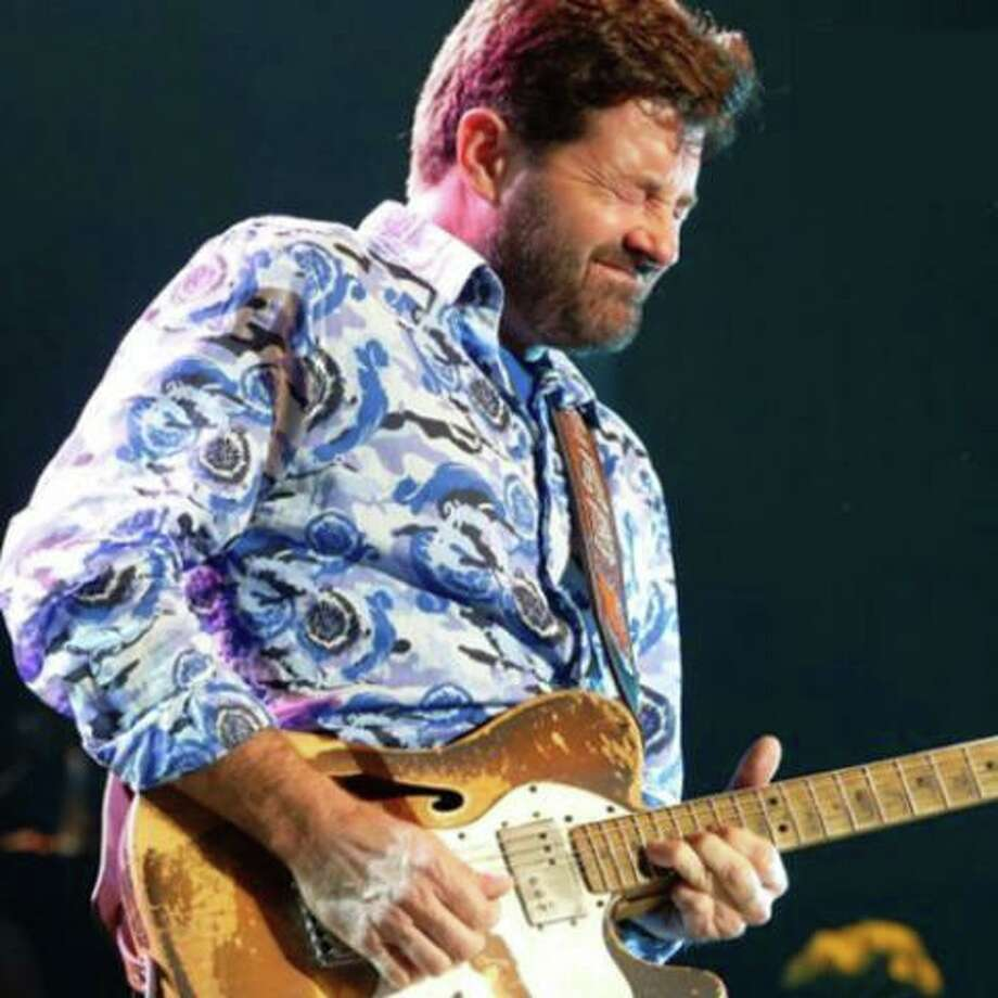 Tab Benoit is playing at the Kate on Jan. 1. Photo: Tab Benoit / Contributed Photo