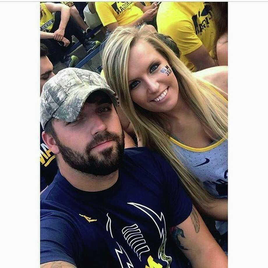 Zachary Morgan is pictured with his twin sister, Chelsea Morgan. (Photo provided)
