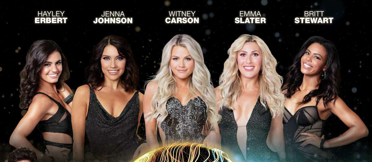 The female stars who will appear in