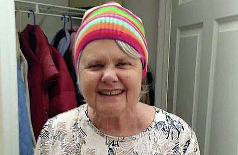 """The body of a 64-year-old woman last seen in an Olive Garden restaurant on Nov. 1, 2019 has been found. Police said that Ondine Frohberg's body was found Friday """"deceased in a canal"""" located off of the Connecticut River in Suffield on Friday, Dec. 27, 2019. Photo: Contributed Photo"""