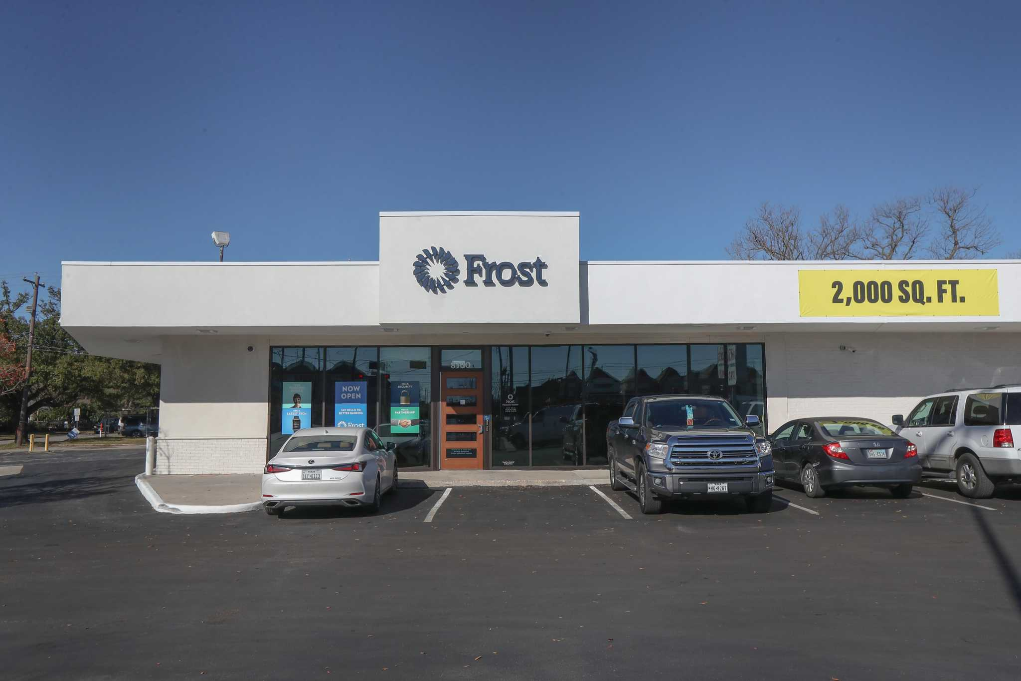 Frost bank's investment advising arm reaches milestone