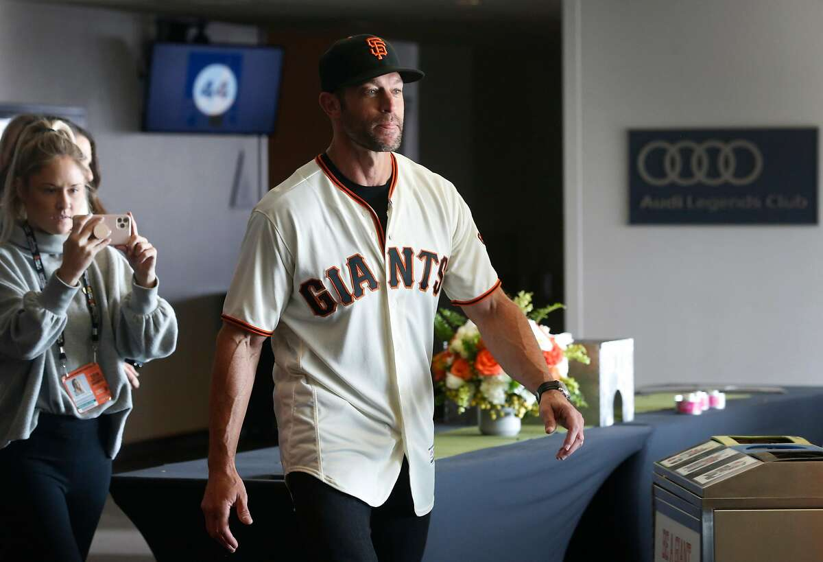 New San Francisco Giants Manager Gabe Kapler was ths special guest at a Willie Mac Award luncheon for the Junior Giants at Oracle Park in San Francisco, Calif. on Saturday, Nov. 16, 2019.