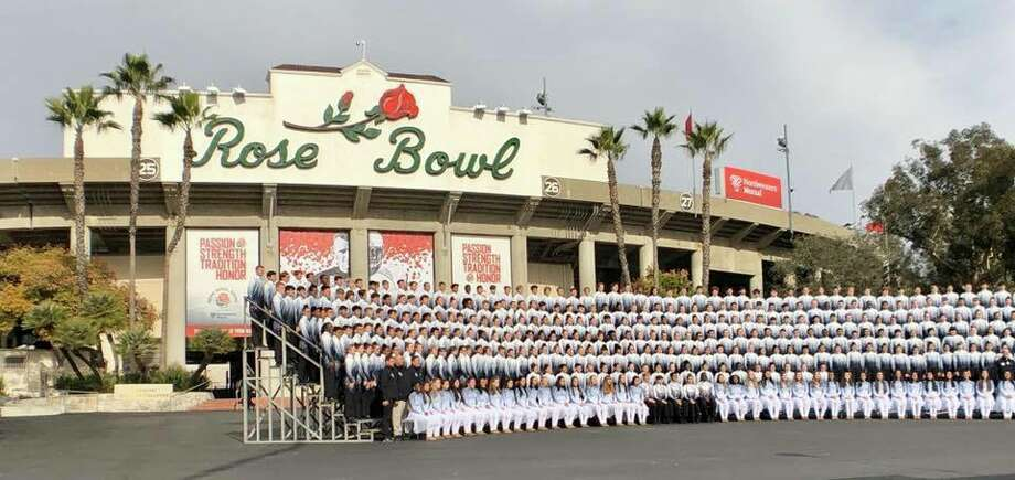 Pearland High School's marching band will perform at the Rose Parade on Wednesday, Jan. 1, 2020. Photo: Pearland ISD