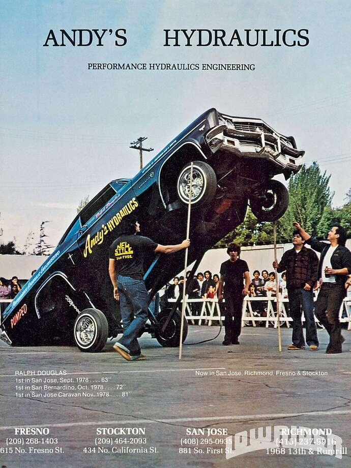 Lowrider magazine. Photo: Lowrider Magazine