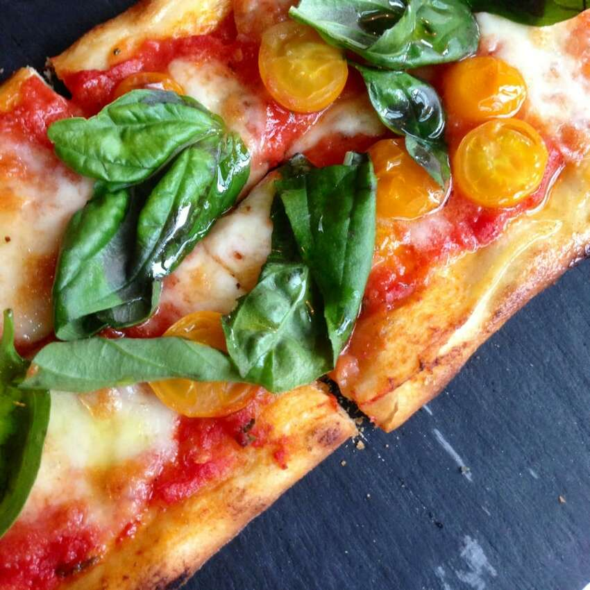 850 Degrees Wood Fired Pizza Restaurant Week menu