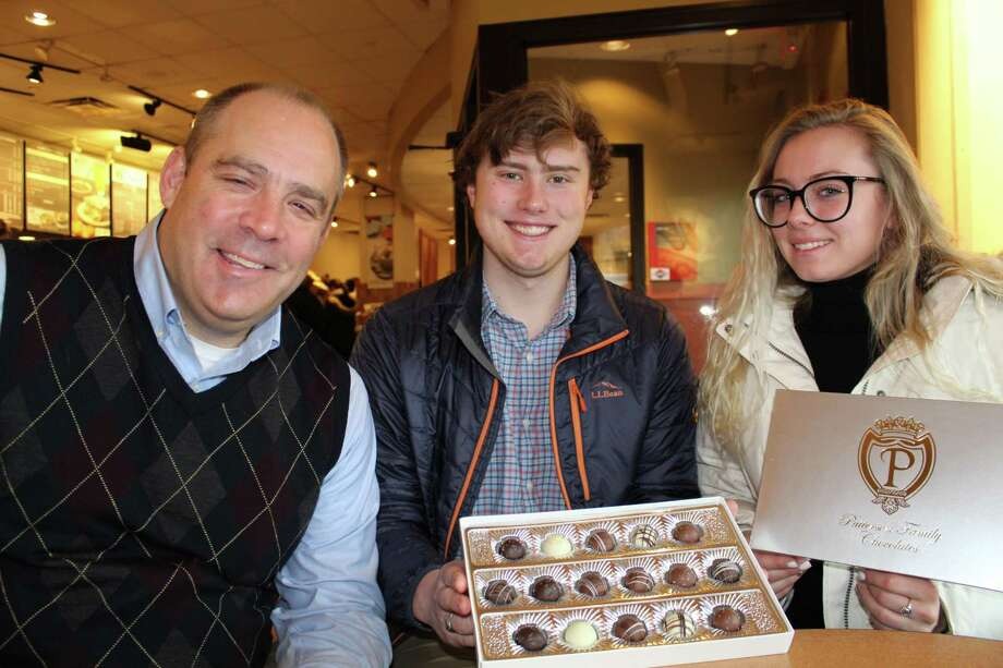Patterson Family Chocolates is an online chocolate store. Ed Patterson has been running the business on and off since 2000. He and his kids, Masen and Taylor, formally launched an online storefront again this November after being on hiatus since 2011. Photo: Emily DeSalvo /