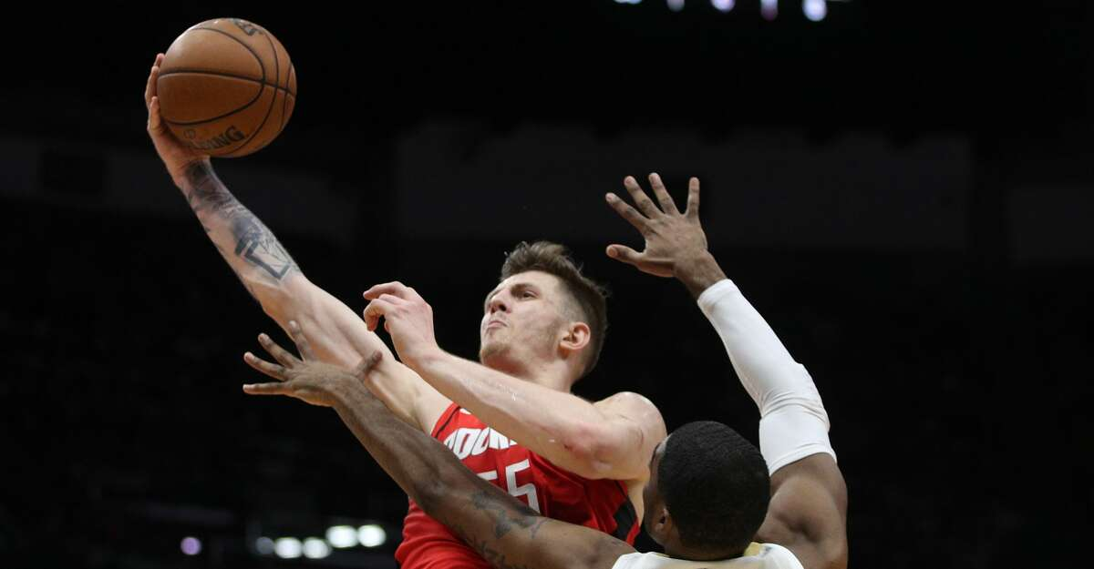 PHOTOS: Rockets game-by-game Isaiah Hartenstein #55 of the Houston Rockets shoots the ball over E'Twaun Moore #55 of the New Orleans Pelicansat Smoothie King Center on December 29, 2019 in New Orleans, Louisiana. (Photo by Chris Graythen/Getty Images) Browse through the photos to see how the Rockets have fared in each game this season.