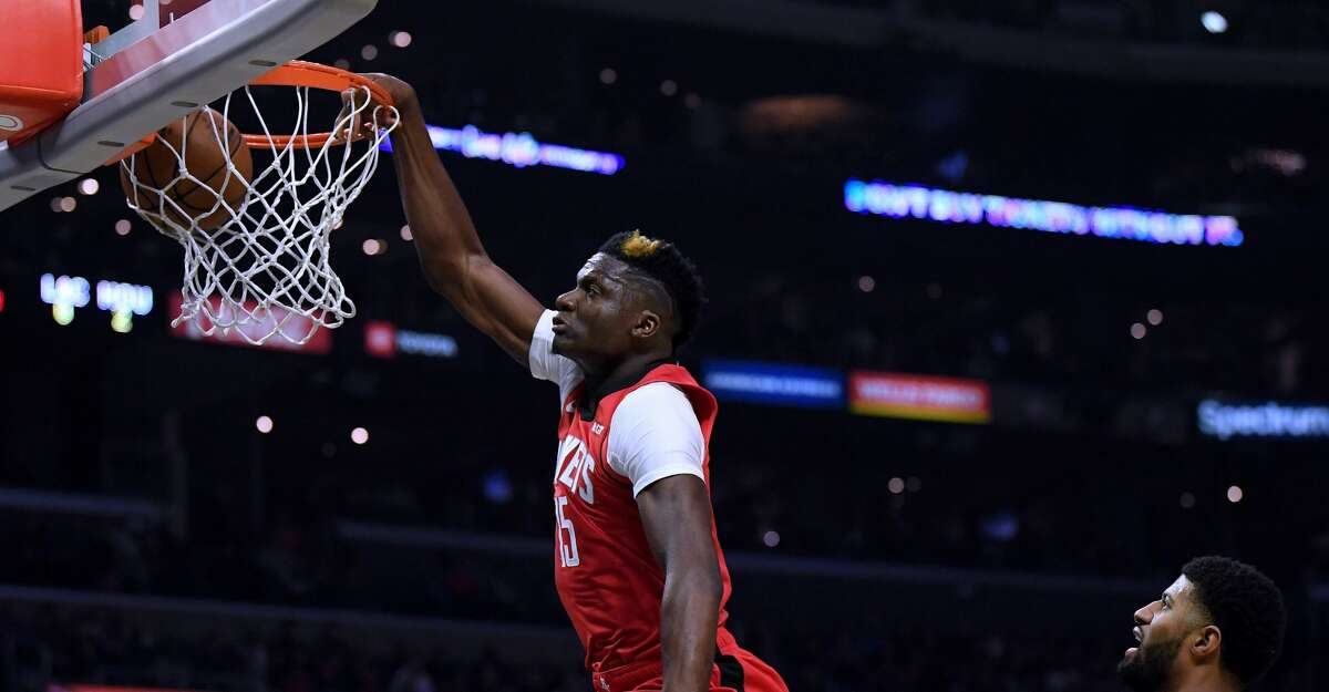 PHOTOS: Rockets game-by-game Clint Capela #15 of the Houston Rockets scores on a dunk in front of Ivica Zubac #40 and Paul George #13 of the LA Clippers during a 122-117 Houston Rockets win at Staples Center on December 19, 2019 in Los Angeles, California. (Photo by Harry How/Getty Images) Browse through the photos to see how the Rockets have fared in each game this season.