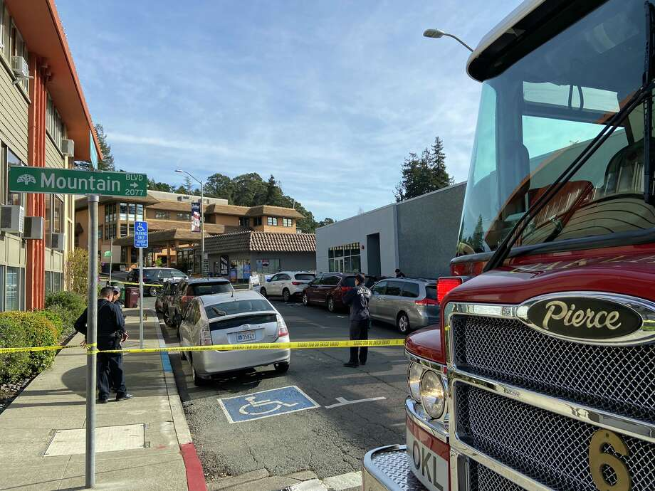 A man was critically injured and later died after apparently chasing after a man who stole his laptop at a Montclair Starbucks, Oakland police said. Photo: Oakland Police Department