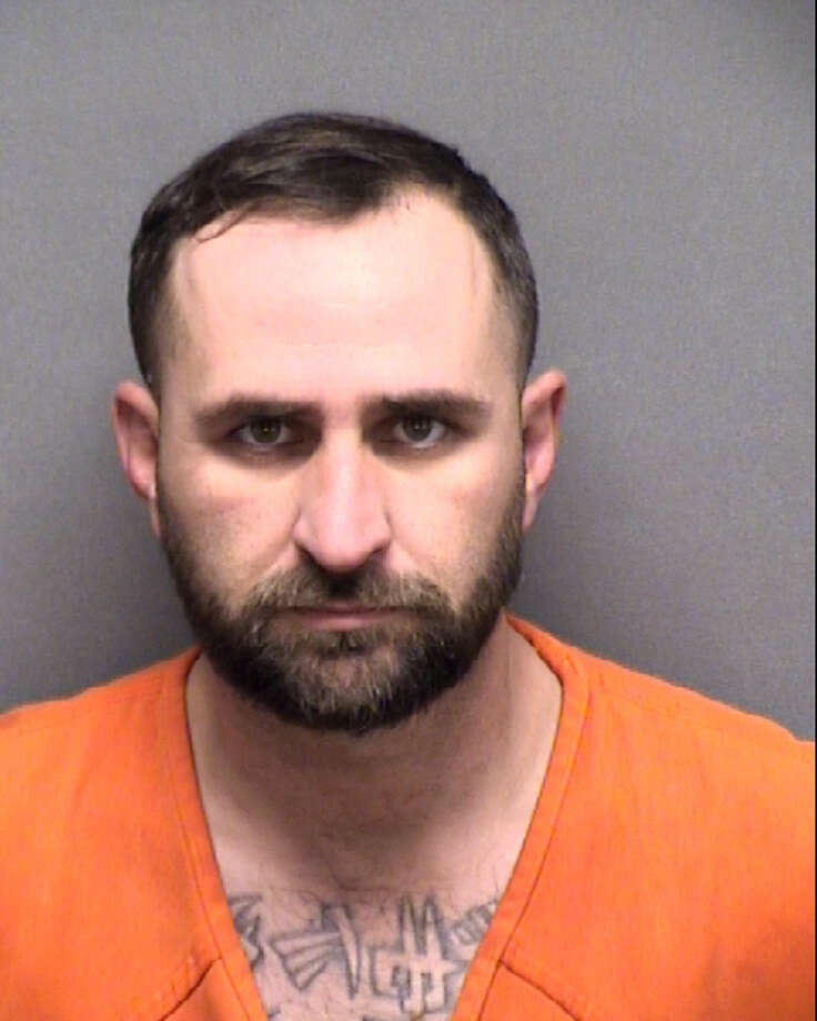 Mark Ivy Photo: Bexar County Jail