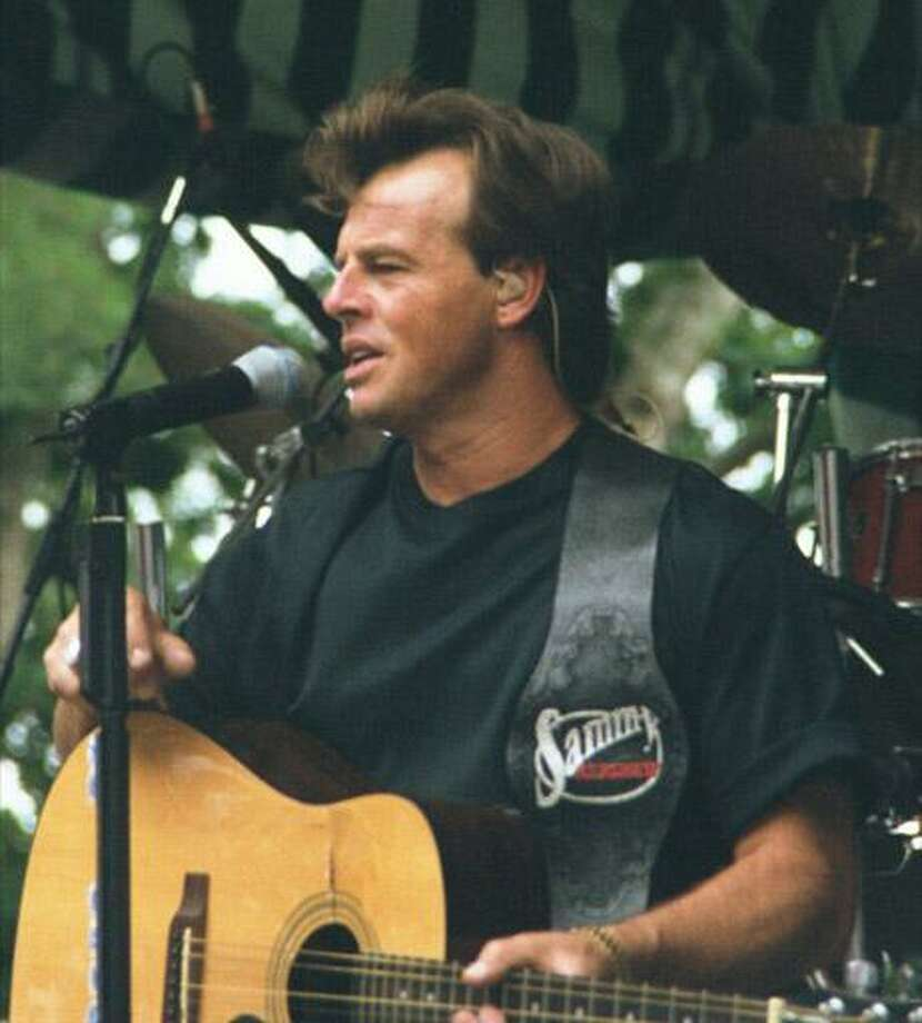 Musician Sammy Kershaw performing on stage Photo: COURTESY PHOTO