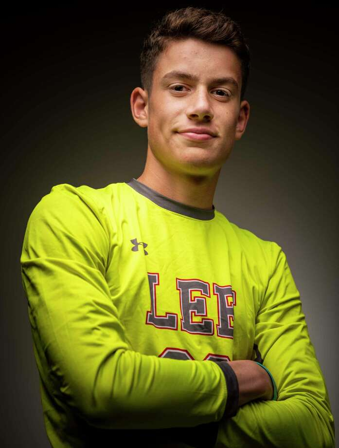 Lee's Joey Batrouni, for the Express-News' 2018-19 All-Area boys soccer team. Photo: Carlos Javier Sanchez / Contributor / Carlos Javier Sanchez