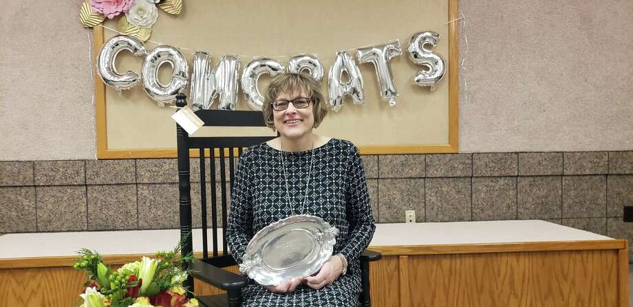 Deana Sageser officially retired Tuesday from a collective 29 years as an AgriLife Extension agent focused on family and community health. Photo: Ellysa Harris/Plainview Herald