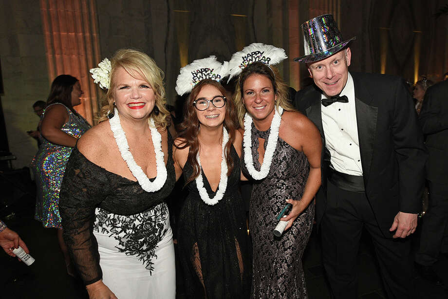 Were you Seen at Vanderheyden's New Year's Eve Black and White Gala at Sixty State Place in Albany on Dec. 31, 2019? Photo: Joan Heffler Photography