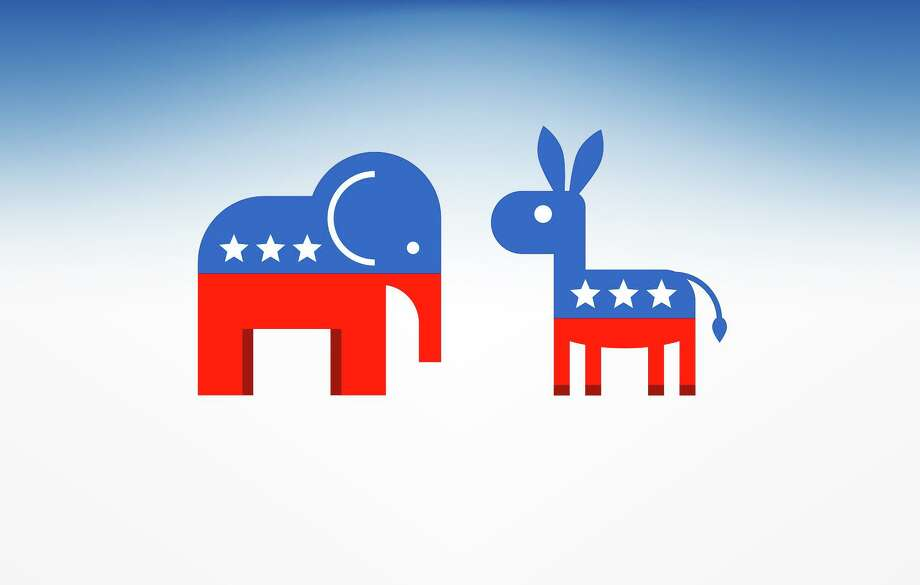Ridgefield Democrats and Ridgefield Republicans. Photo: News@theridgefieldpress.com / News@theridgefieldpress.com