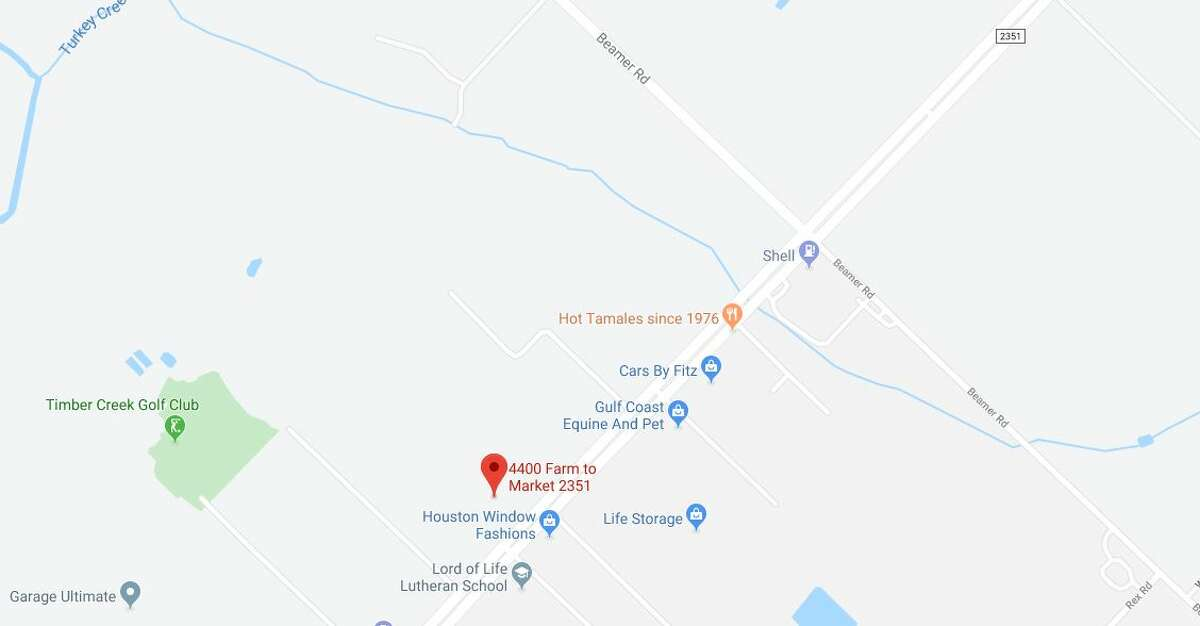 A person died early Thursday in a traffic collision in Friendswood, city officials said.
