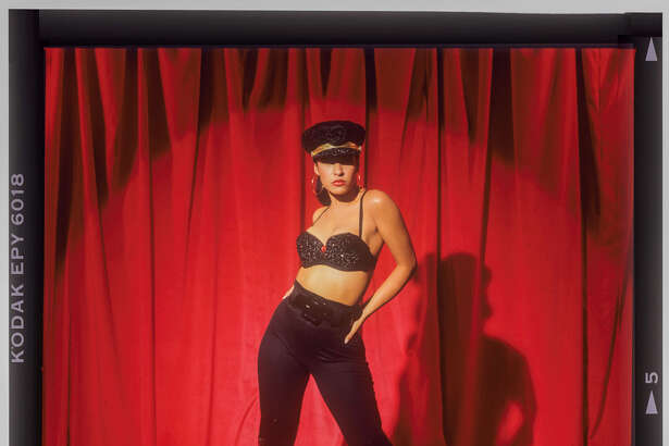 """""""Selena Forever/Siempre Selena"""" will be on view at the museum starting Jan. 15 until July 5. The exhibition is a series of photographs shot by San Antonio photographer John Dyer. The Texas icon was the subject for two of his shoots - one for Más Magazine in 1992 and then again in 1995, just before her death, for Texas Monthly, according to the McNay."""