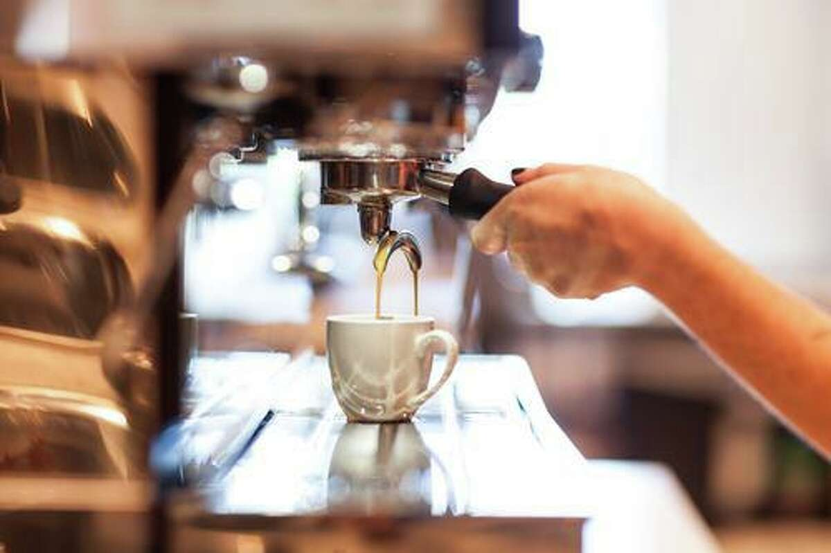 The cafe hosts a mixture of globally inspired drinks like teas and coffees. It celebrates a classic cafe menu and poses a friendly atmosphere with just the right amount of classy.