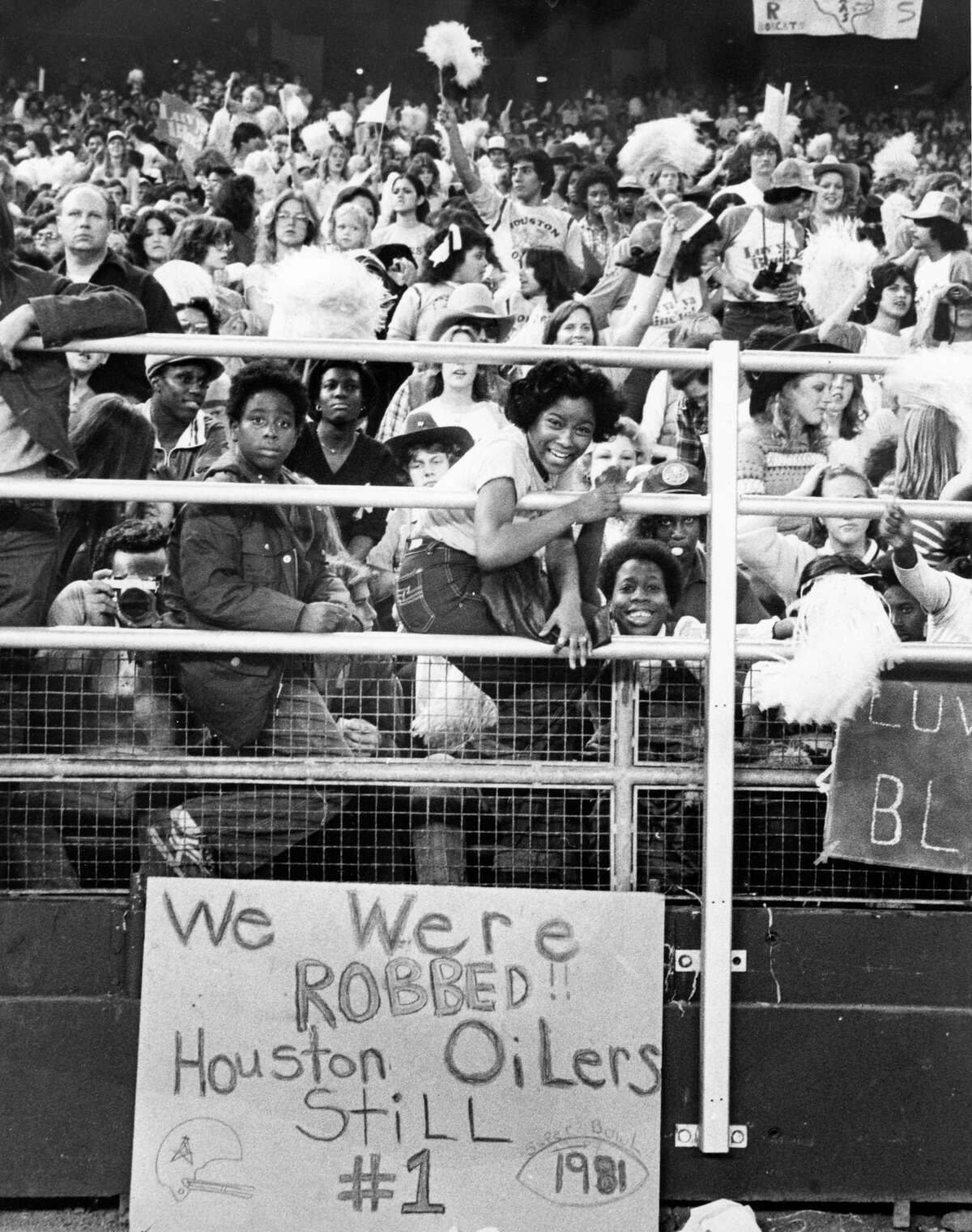 January 1980: Houston's