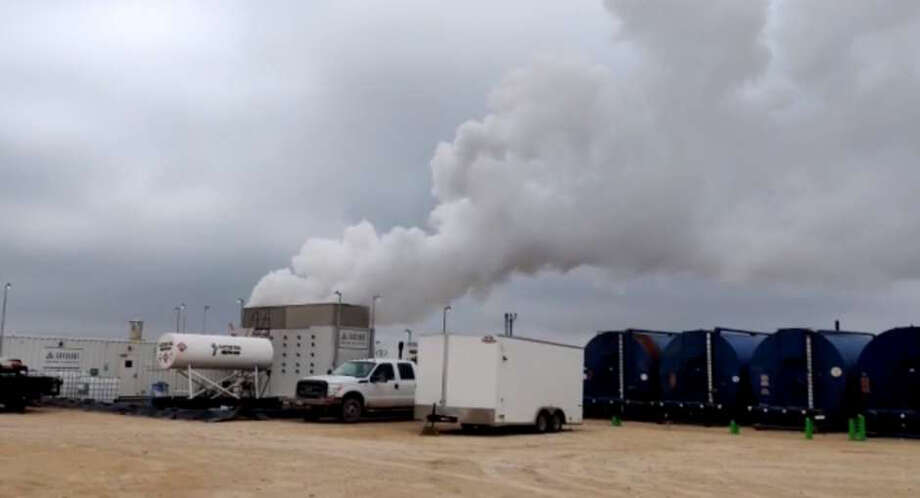 Gradiant Energy Services recently completed an evaporative disposal pilot project in the Permian Basin for a supermajor client. Photo: Courtesy Gradiant Energy Services